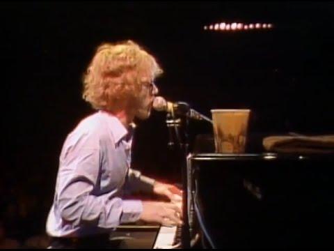 Warren Zevon live 1982