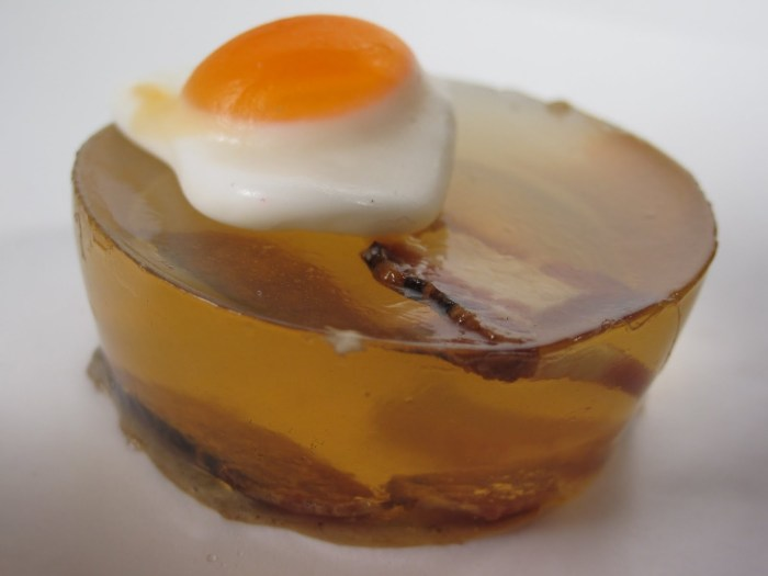 unique recipes bacon and egg alcohol jello