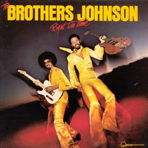 Brothers Johnson Quincy Jones