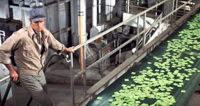 Charlton Heston Soylent Green