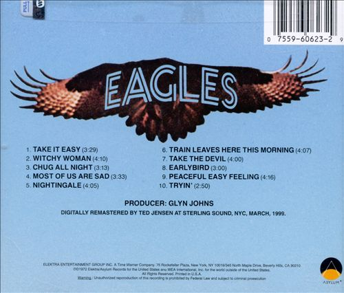 Eagles first album