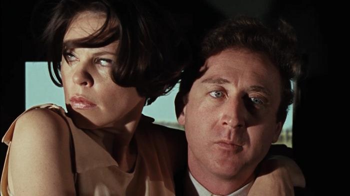 Gene Wilder Bonnie & Clyde
