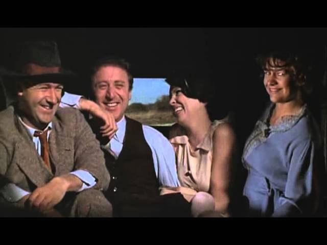 Gene Wilder RIP Bonnie & Clyde