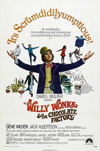 Gene Wilder RIP WillyWonkaMoviePoster