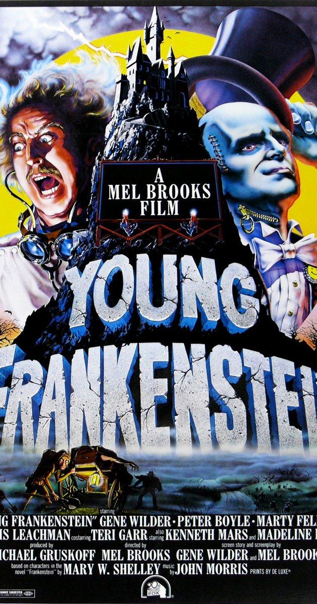 Gene Wilder RIP Young Frankenstein role