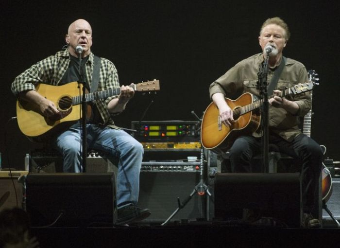 History Of The Eagles BErnie Leadon Don Henley