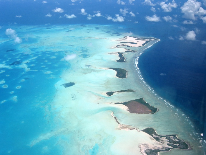 Kiribati sinking