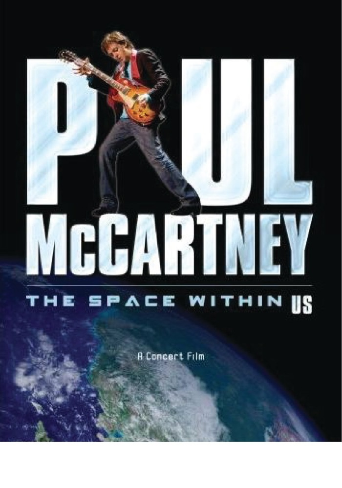 Paul McCartney Space Within US live