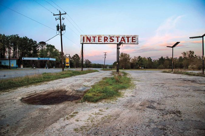 Paul Theroux deep south book photos