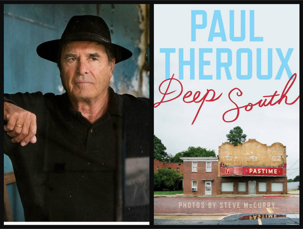 Paul Theroux Deep South