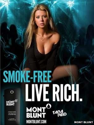 Tara Reid product endorsement