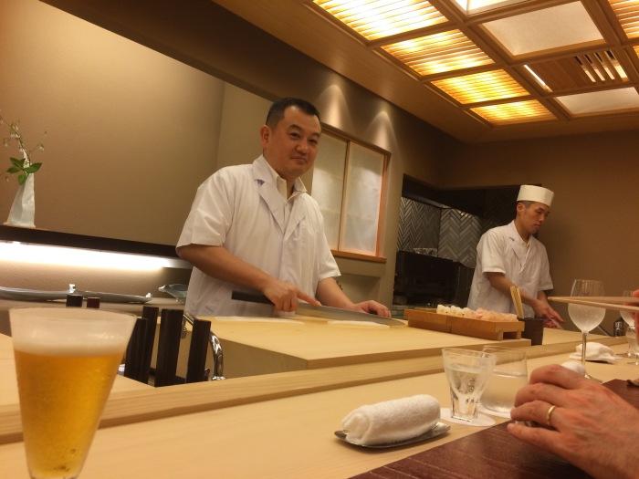Three Michelin-star Kojyu Tokyo