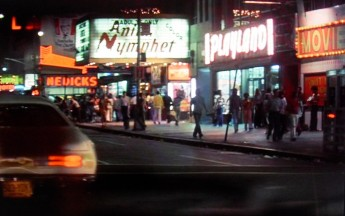 Times Square 42nd street grindhouse