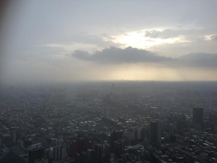 Tokyo clouds July 2016