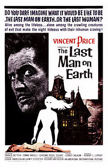 Vincent Price the last man on earth