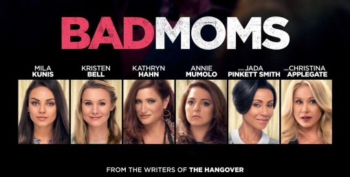 Nude Scene From Bad Moms