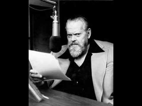 orson welles commercial outtakes