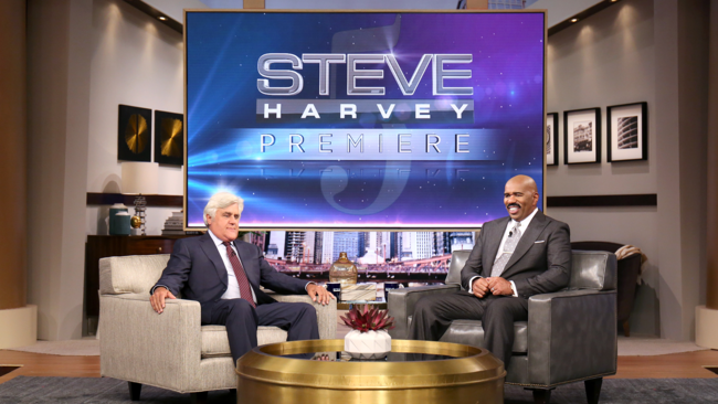 steve-harvey-and-jay-leno