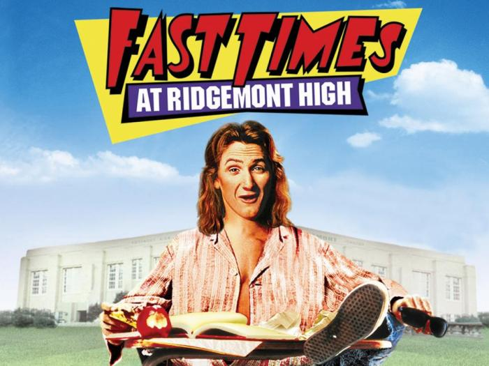 Youtube fast times at ridgemont high