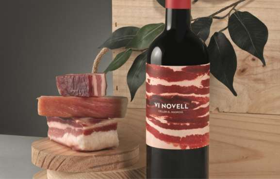 bacon-branded-wine