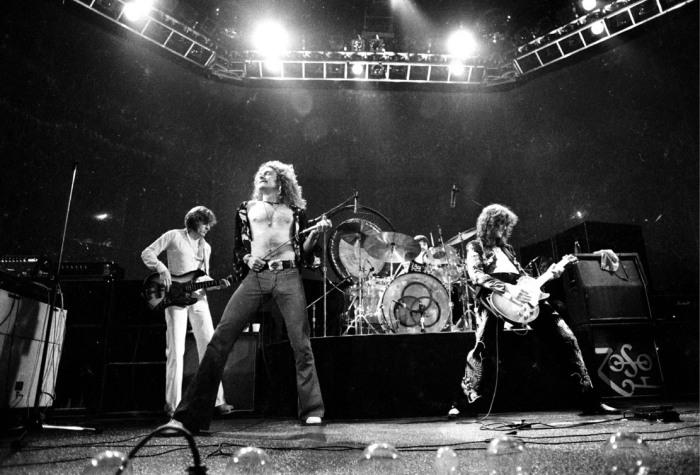 Led Zeppelin remastered albums