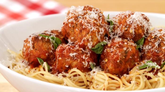 The Godfather Corleone Family Meatballs recipe