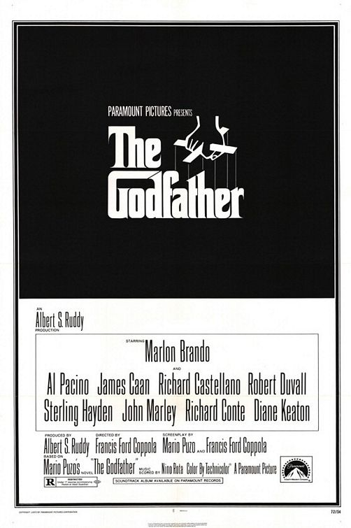 The Godfather movie