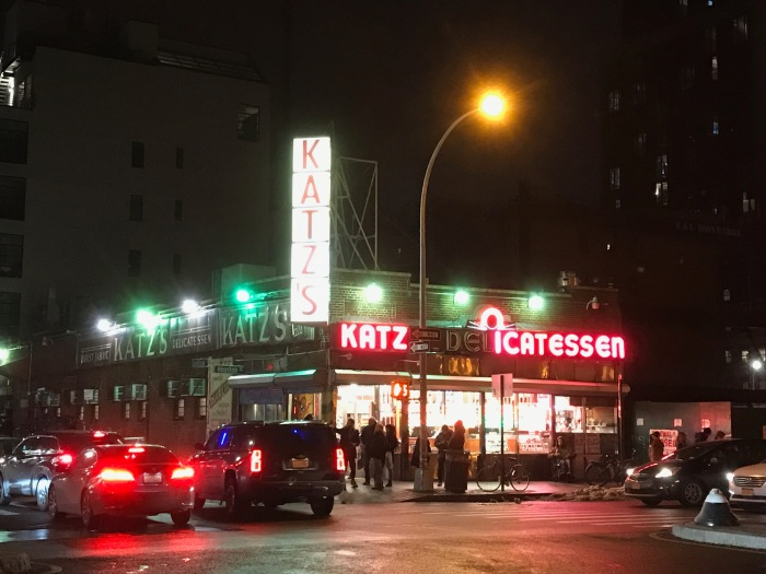 nyc-katzs-deli-at-night