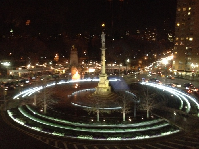 colombus-circle-at-night