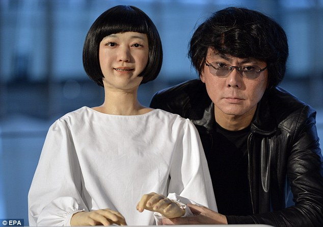 japanese news robots