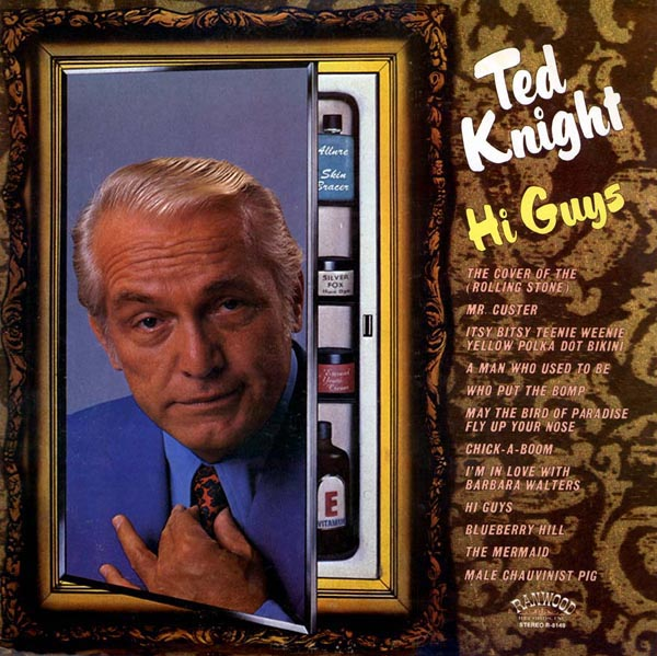 ted-knight-comedy-album