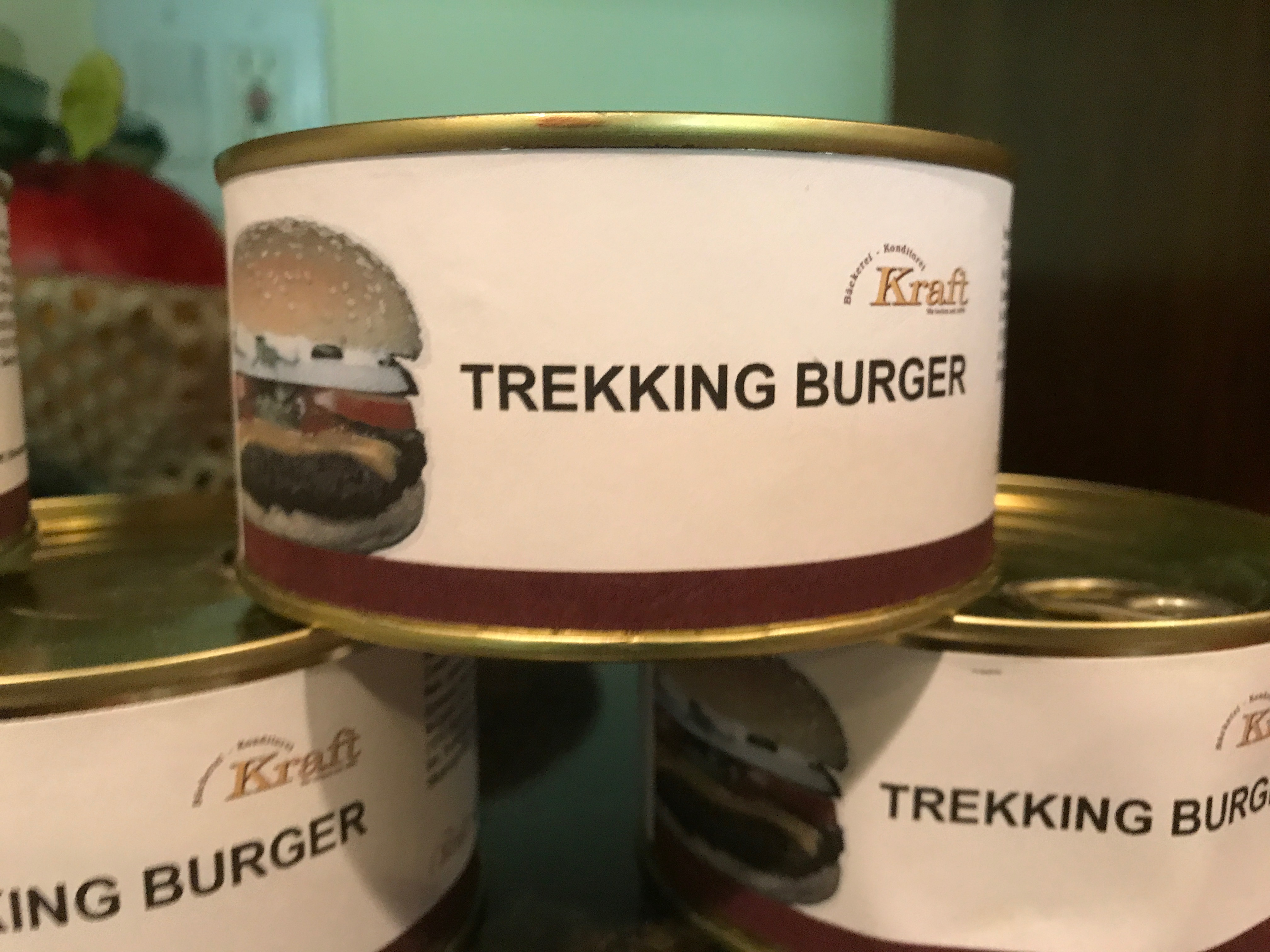 Image result for cheeseburger in a can