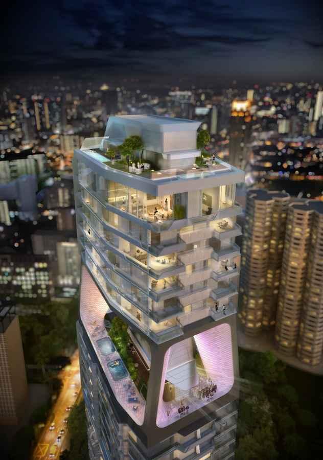 world's best apartment buildings