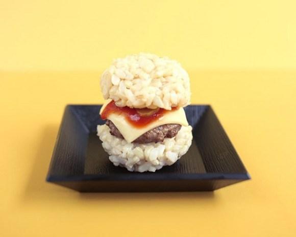 Cheeseburger Sushi