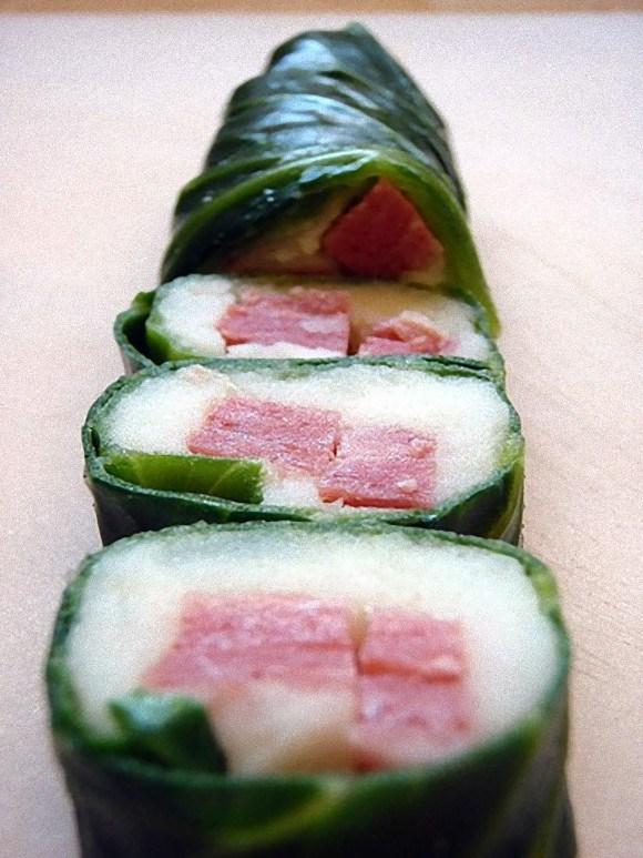 Irish sushi