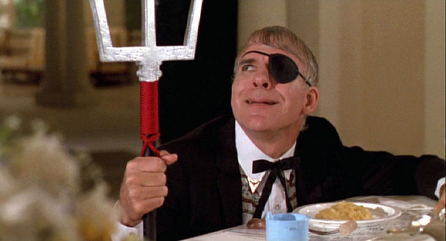 Steve Martin Dirty Rotten Scoundrels