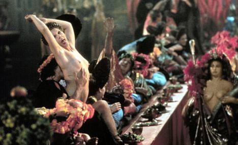 Roman orgy films