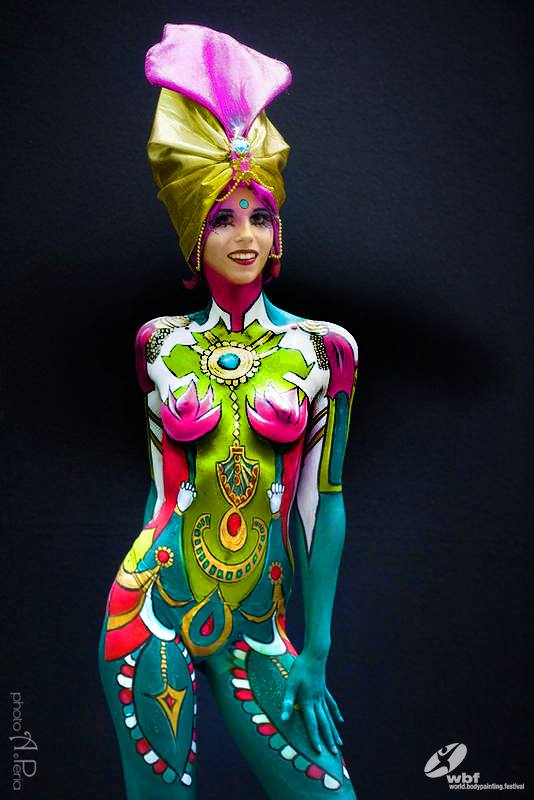 filipino-body-painting
