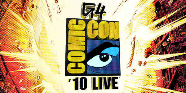 Your-G4-Comic-Con-Survival-Guide