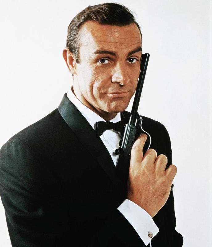 Happy Birthday 007 James Bond Was Born 55 Years Ago With Dr No