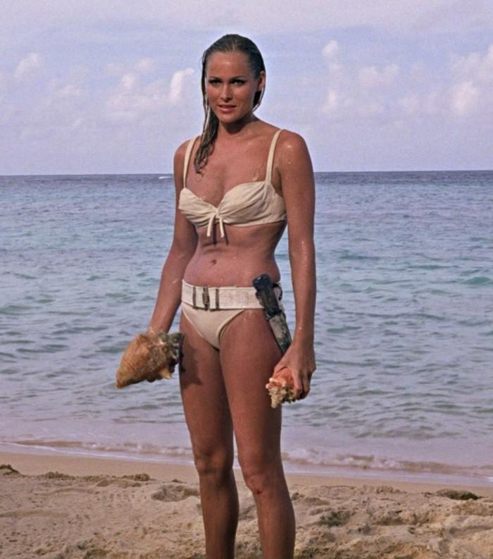 007 Bond Girl Ursula Andress