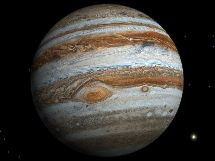the planet jupiter johnrieber
