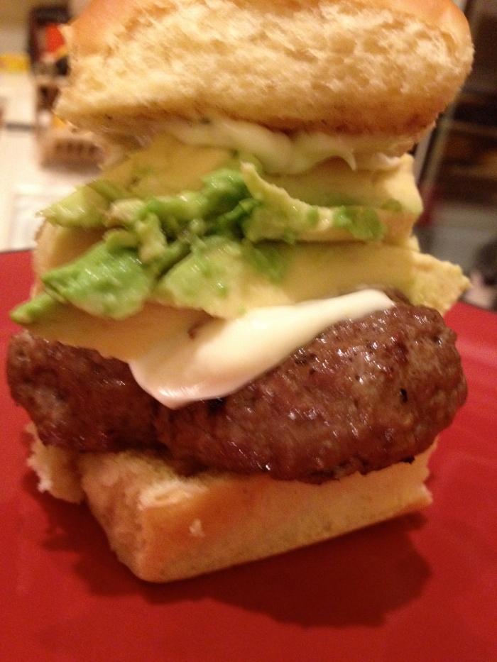 wild burger recipes