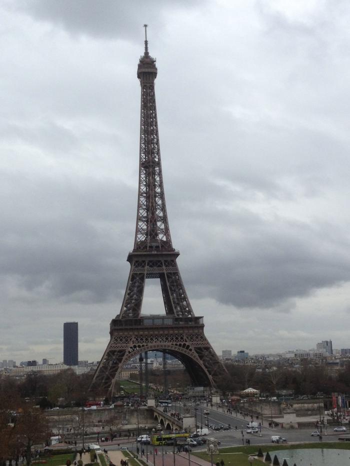 Eiffel Tower Paris restaurants