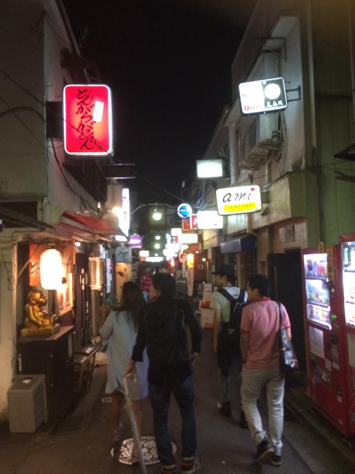 Golden Gai nightlife