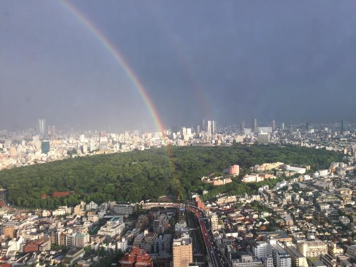 Tokyo rainbow 2016