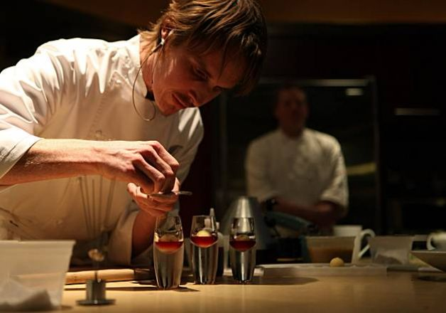 world's best Chef Grant Achatz