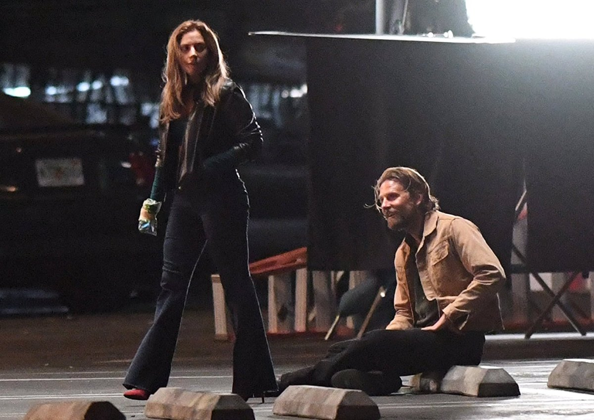New A Star Is Born Is Here Lady Gaga Wows Bradley
