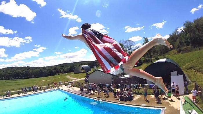 ohio dreams water slide