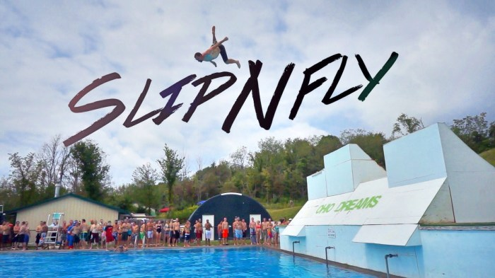 Slip N Fly video